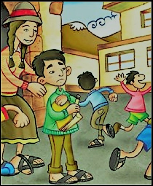 resumen de paco yunque para niños de primaria