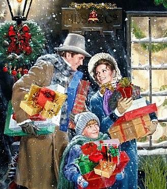 Porque Aparece La Costumbre De Dar Regalos En Navidad
