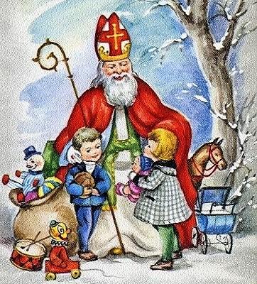 Quien Es Santa Claus En Realidad