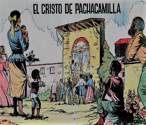 Resumen Corto De La Historia Del Señor De Los Milagros