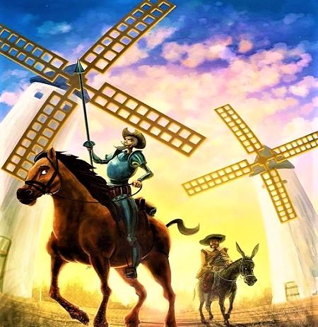 Resumen Capítulo 8 Don Quijote