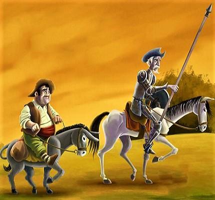 Resumen Capítulo 15 Don Quijote