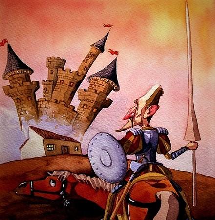 Resumen Capítulo 17 Don Quijote