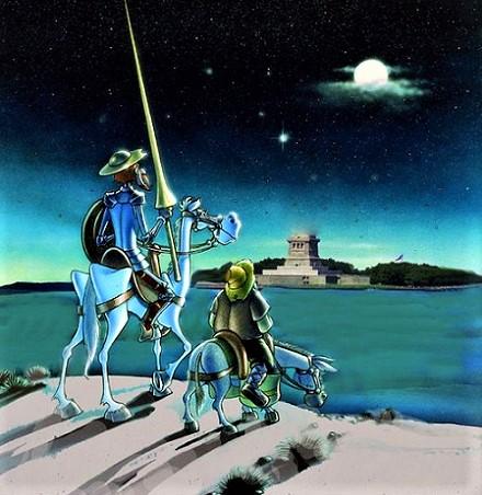 Resumen Capítulo 21 Don Quijote