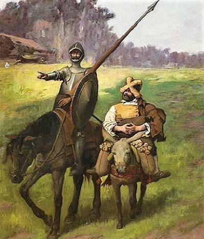 Resumen Capítulo 31 Don Quijote