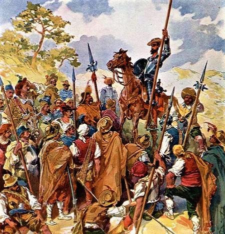 Resumen Capítulo 35 Don Quijote