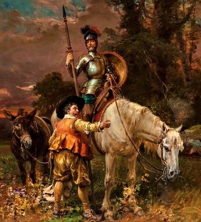 Resumen Capítulo 39 Don Quijote