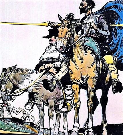 Resumen Capítulo 45 Don Quijote