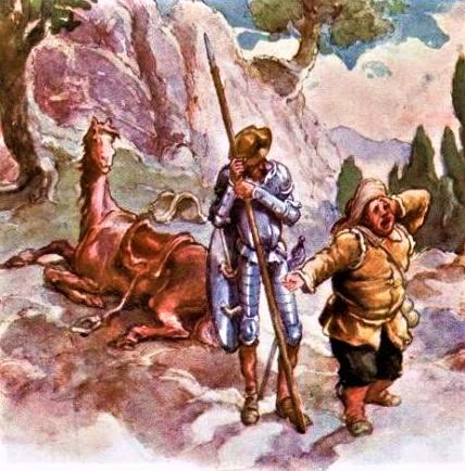 Resumen Capítulo 4 Don Quijote Segunda Parte