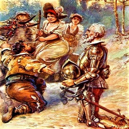Resumen Capítulo 10 Don Quijote Segunda Parte