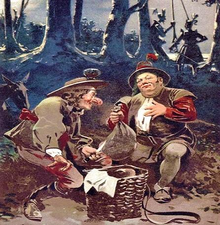 Resumen Capítulo 13 Don Quijote Segunda Parte