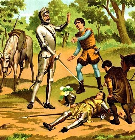 Resumen Capítulo 15 Don Quijote Segunda Parte