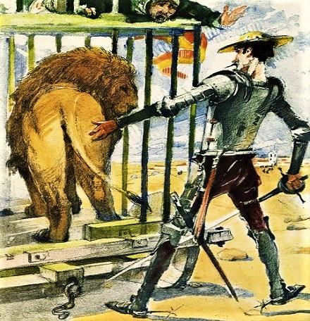 Resumen Capítulo 17 Don Quijote Segunda Parte