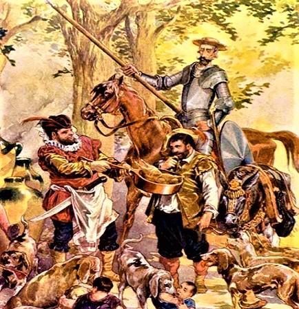 Resumen Capítulo 20 Don Quijote Segunda Parte