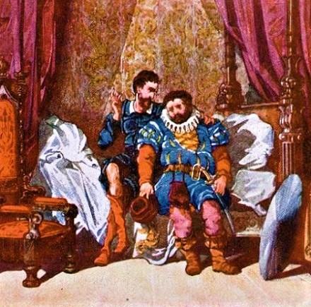 El Quijote Libro II Resumen Capítulo 43