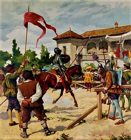 El Quijote Libro II Resumen Capítulo 56